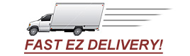 Fast EZ Delivery!
