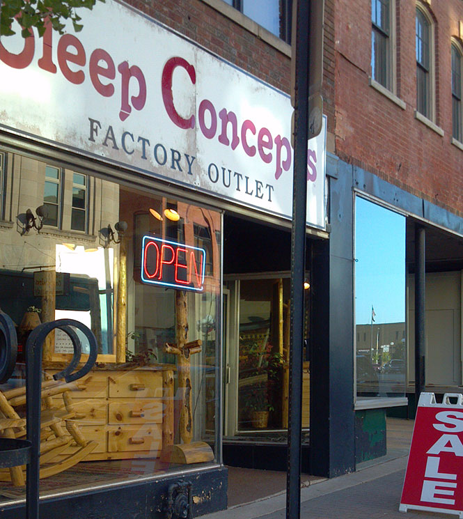Sleep Concepts - LaCrosse WI location