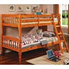 Youth bunkbed by Coaster